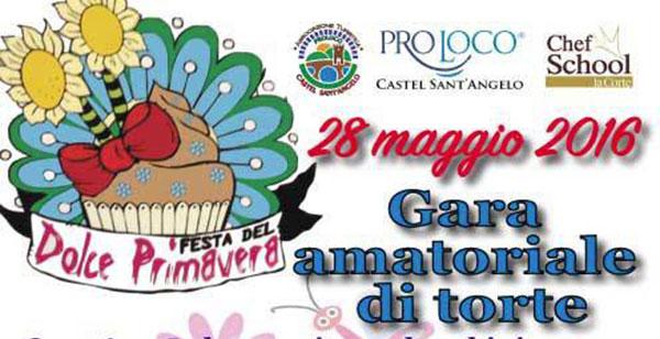 A Castel Sant'Angelo la Festa del Dolce Primavera
