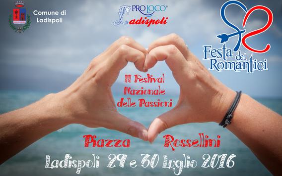6ª Festa dei Romantici & 2ª Festival delle Passioni – Pro Loco Ladispoli