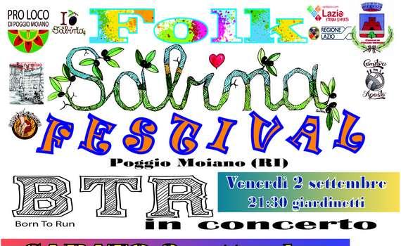 """""""Folk Sabina Festival"""" organizzato dalla Pro Loco di Poggio Moiano"""