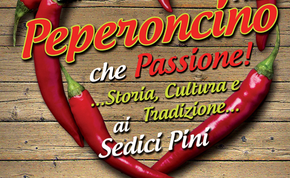 """La Pro Loco di Pomezia presenta """"Peperoncino che passione"""""""