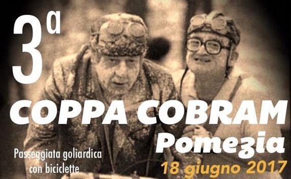 """A Pomezia va in scena la III edizione della """"Coppa Cobram"""""""