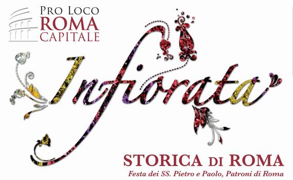 Infiorata storica di Roma il prossimo 29 giugno