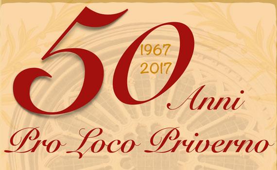 Il 19 e 20 agosto si festeggiano i 50 anni della Pro Loco di Priverno