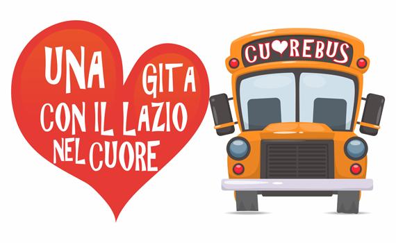 Cuorebus… una gita con il Lazio nel cuore