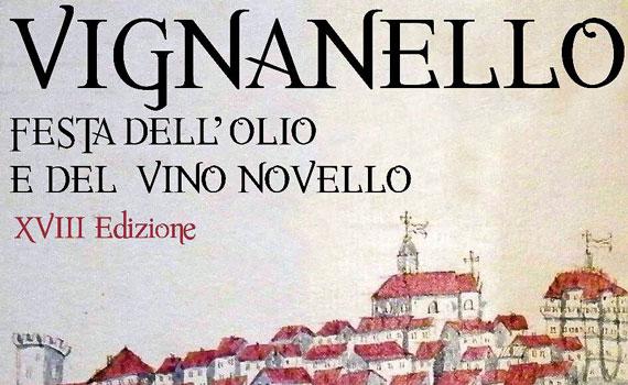 A Vignanello la XVII Festa dell'olio e del vino novello