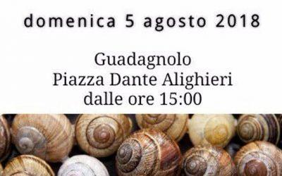 """Il 5 agosto a Guadagnolo la """"Sagra dei Ciammaruchigli"""""""