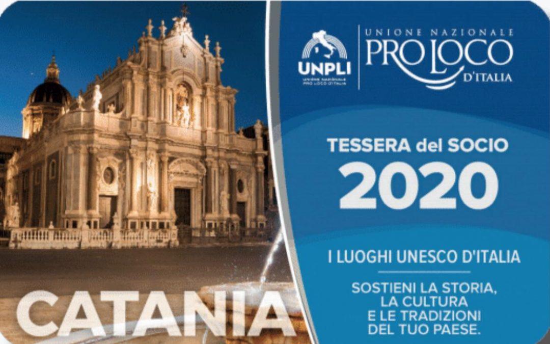 Affiliazione 2020 Unpli Lazio