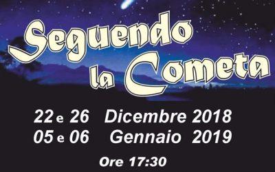"""Presepe vivente 2018 – Terme Taurine """"Seguendo la Cometa"""""""