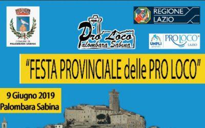 Festa Provinciale delle Pro Loco di Roma