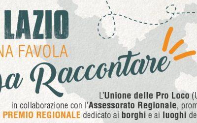 Premio Video Il Lazio è una favola da raccontare