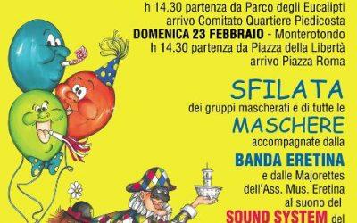 Carnevale a Monterotondo 2020