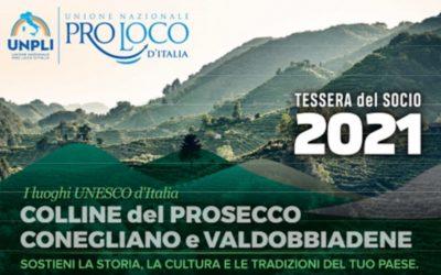 Affiliazione 2021 Unpli Lazio – APS