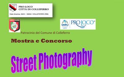La Pro Loco di Colleferro organizza Street Photography