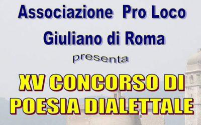 Il 17 agosto appuntamento a Giuliano di Roma