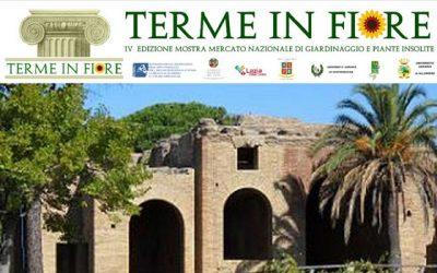 """A Civitavecchia va in scena la quarta edizione di """"Terme in Fiore"""""""
